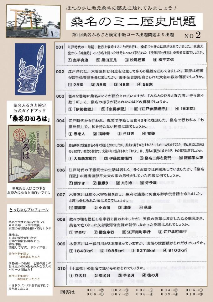 桑名ミニ歴史問題統合前ベース最新版